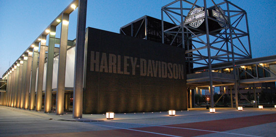 Harley-Davidson Museum Package
